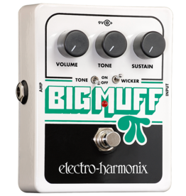 Electro-Harmonix Electro-Harmonix Big Muff PI W/Tone Wicker