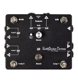 Earthquaker Devices Swiss Things Pedalboard Controller