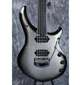 Ernie Ball Music Man Ernie Ball Music Man BFR John Petrucci Majesty 6 Charred Silver