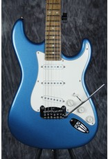 G&L G&L Fullerton Deluxe Legacy Lake Placid Blue with Caribbean Rosewood Fingerboard