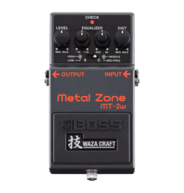 Boss Boss MT-2W Waza Craft Metal Zone