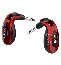Xvive XVIVE GUITAR WIRELESS - RED