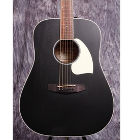 Ibanez Ibanez PF14WK Mahogany Dreadnought Acoustic Guitar Black