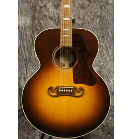 Gibson Gibson Acoustic SJ-200 Studio - Walnut Burst - 2019 (USED)