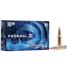 Federal Ammo Federal Power-SHOK 308 WIN 150gr Jacketed Soft Point