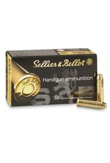 Sellier & Bellot Sellier & Bellot 38 Special 158 gr FMJ