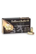 Sellier & Bellot Sellier & Bellot 40 S&W 180 gr FMJ