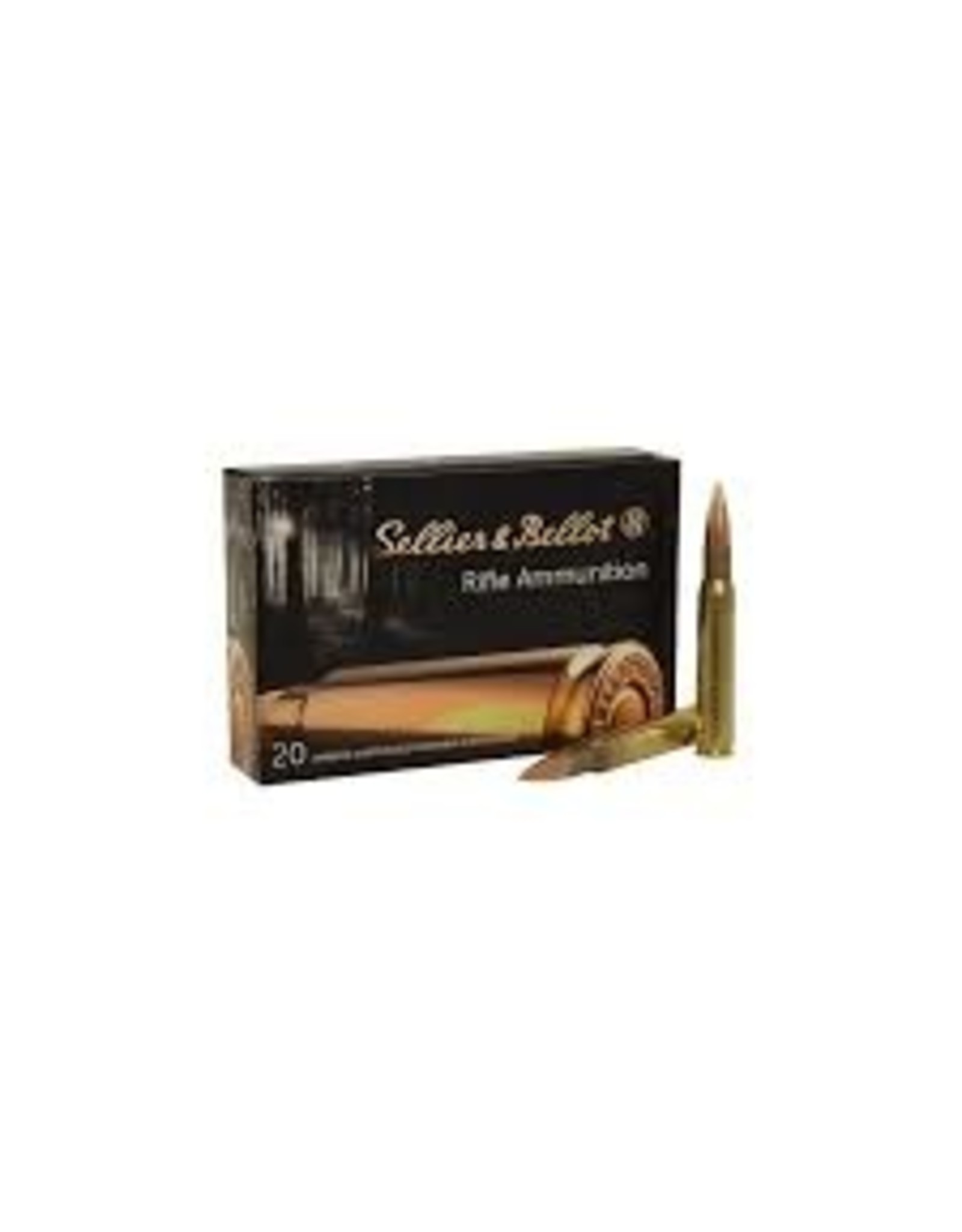 Sellier & Bellot Sellier & Bellot 303 British 150gr SP