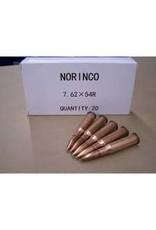 NORINCO AMMO Norinco 7.62X54R 150gr FMJ Box of 20 rounds