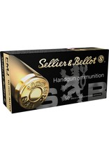 Sellier & Bellot Sellier & Bellot 10mm AUTO 180gr FMJ