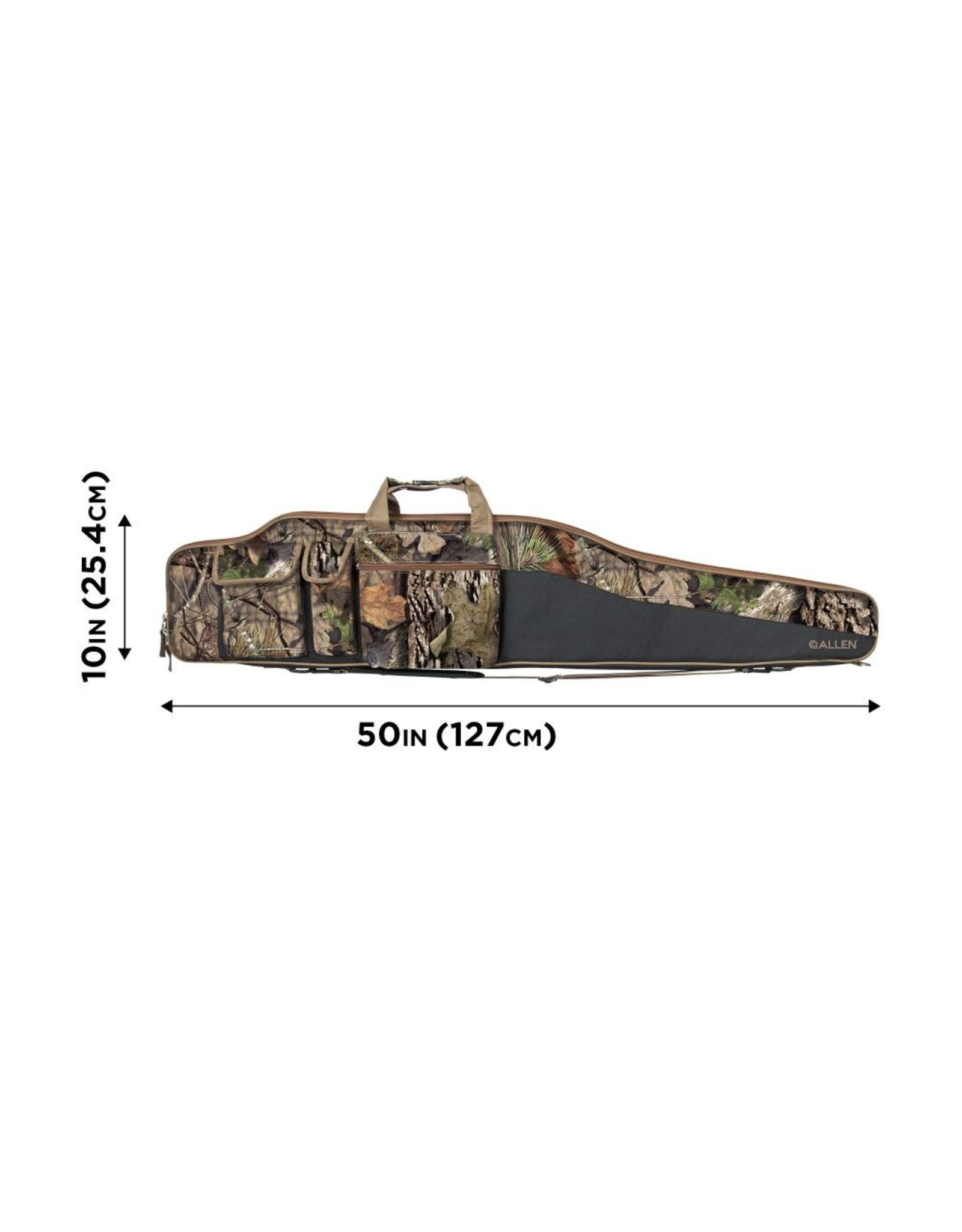 "ALLEN COMPANY Allen Company 50"" Tejon Oversized Rifle Case, Mossy Oak Break-Up Country Camo"