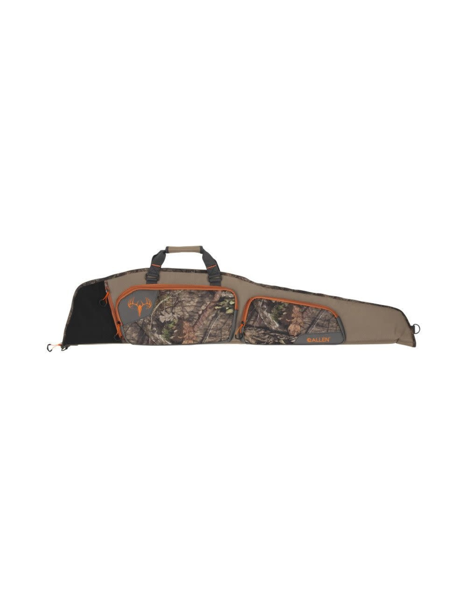 "ALLEN COMPANY Allen Company 46"" Summit Rifle Case, Orange/Mossy Oak Break-Up Country Camo"