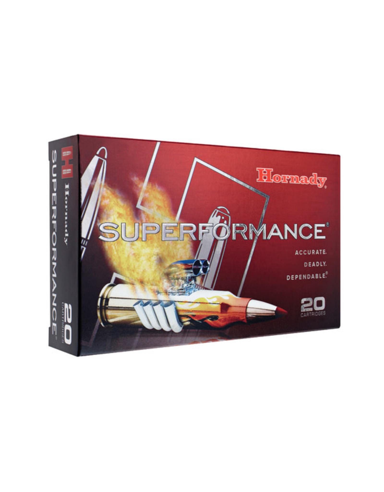 HORNADY - AMMO SUPER 6.5 CREEDMOOR 129GR SST