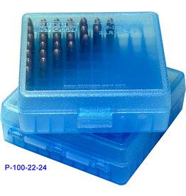 MTM Case-Gard MTM P-100-22-24 Case-Gard Ammo Box