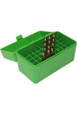MTM Case-Gard MTM RL-50-10 Case-Gard Ammo Box 50
