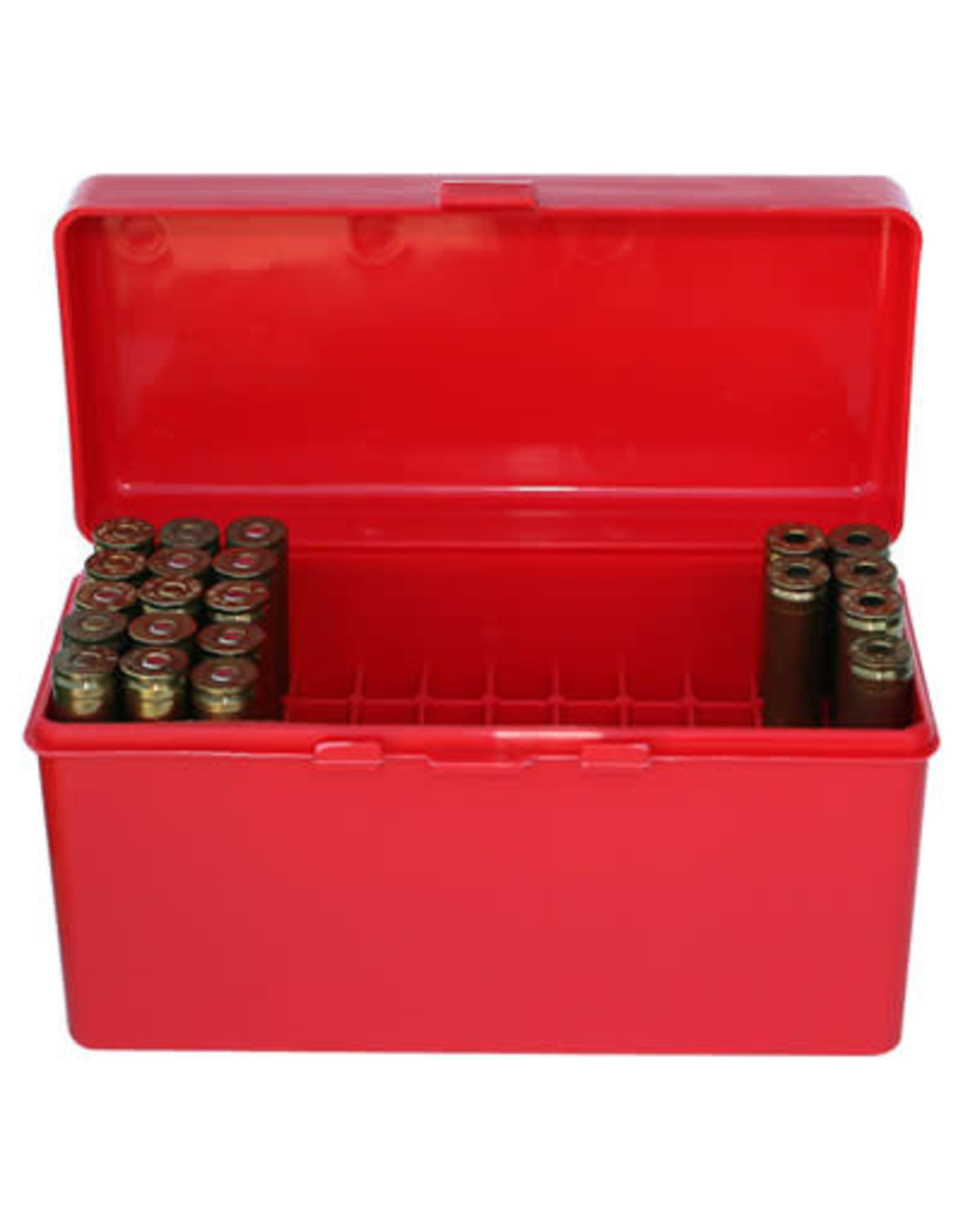 MTM Case-Gard MTM RL-60-10 Case-Gard Ammo Box 60 Round Flip-Top 270 Win 30-06 25-06