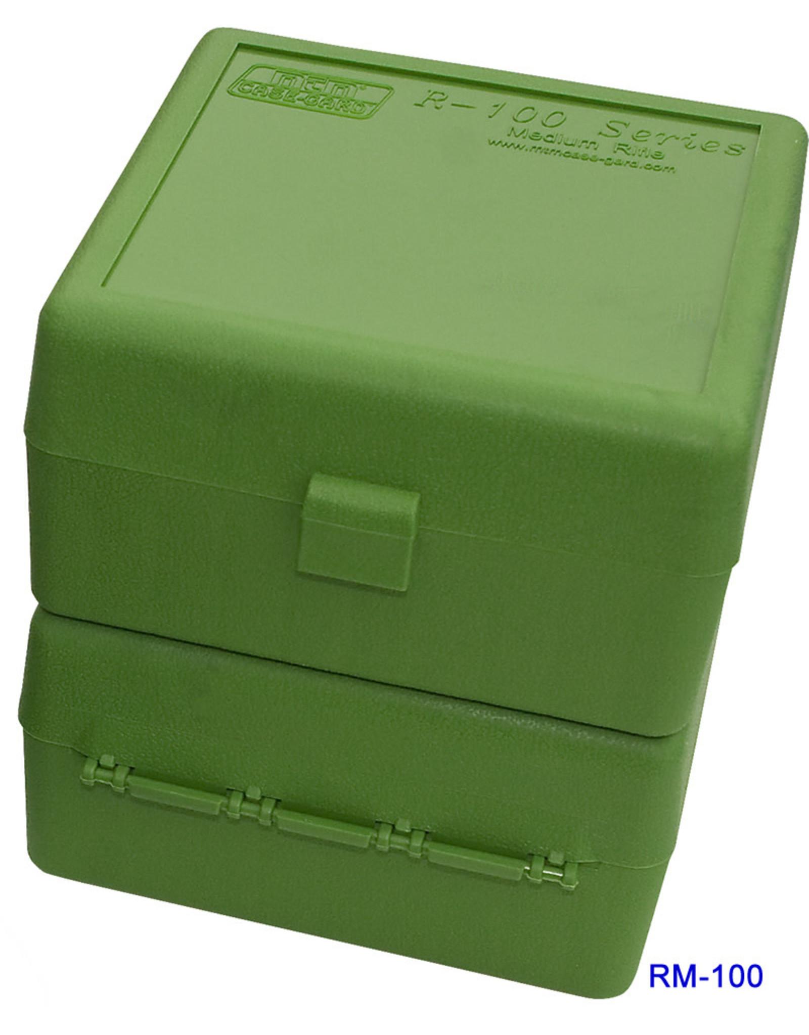 MTM Case-Gard MTM RM-100-10 Case Gard Ammo Box