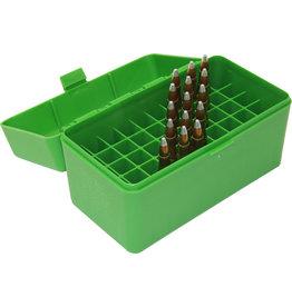 MTM Case-Gard MTM RM-50-10 Case-Gard Ammo Box 50