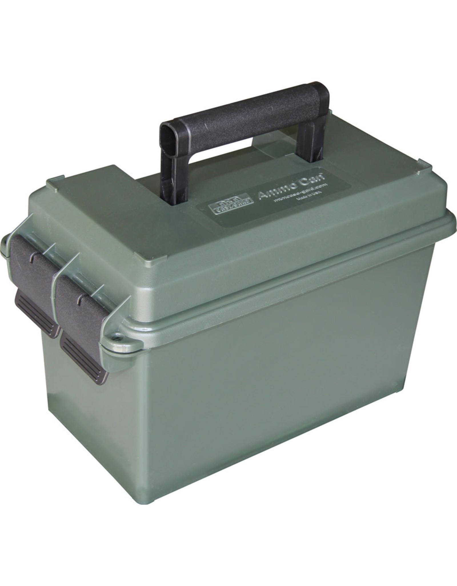 "MTM Case-Gard MTM AC50C-11 50 Caliber Ammo Can Polypropylene, 7.4""L x 13.5""W x"