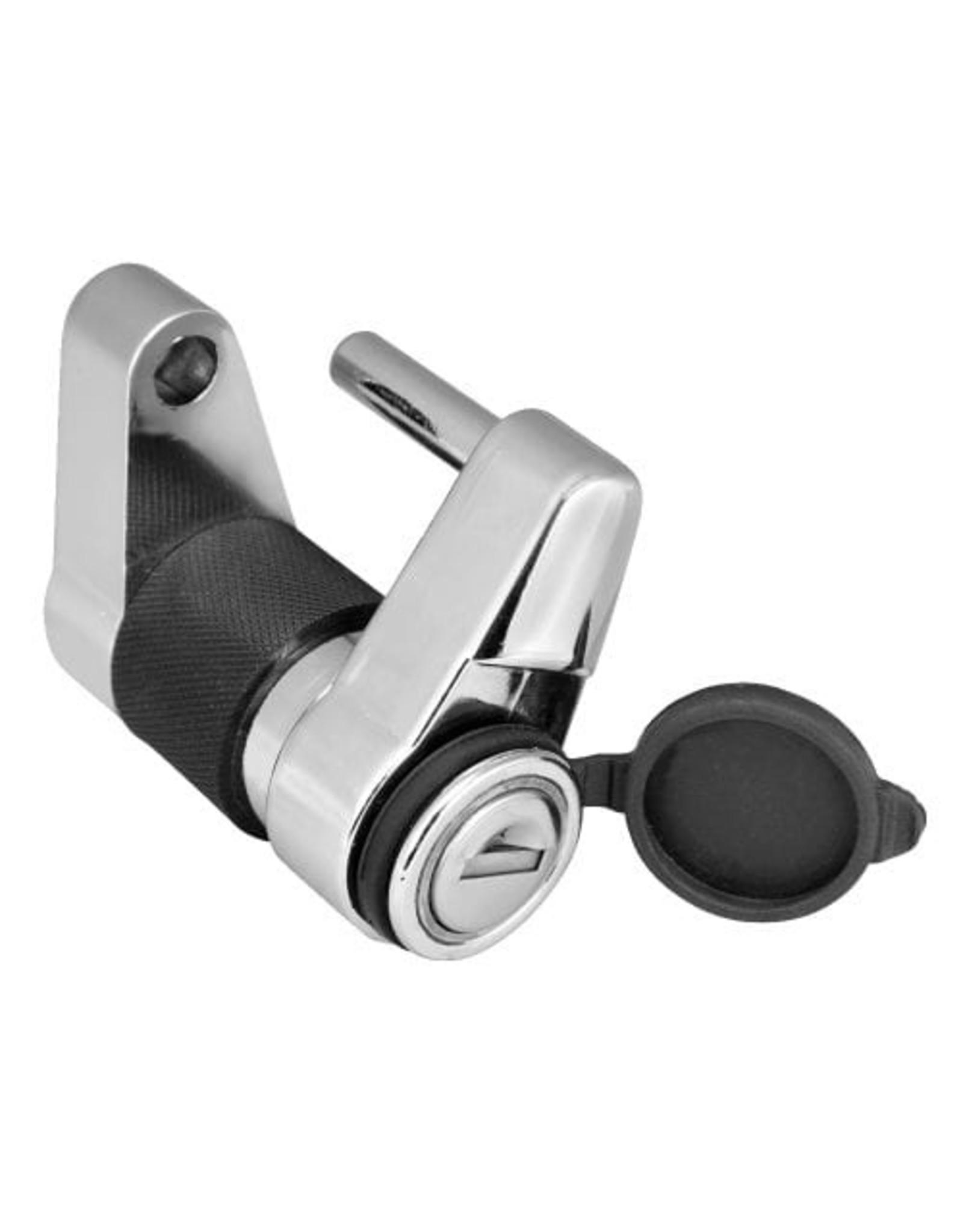 TRIMAX TMC10 Delux Lever coupler Lock Roumd Key
