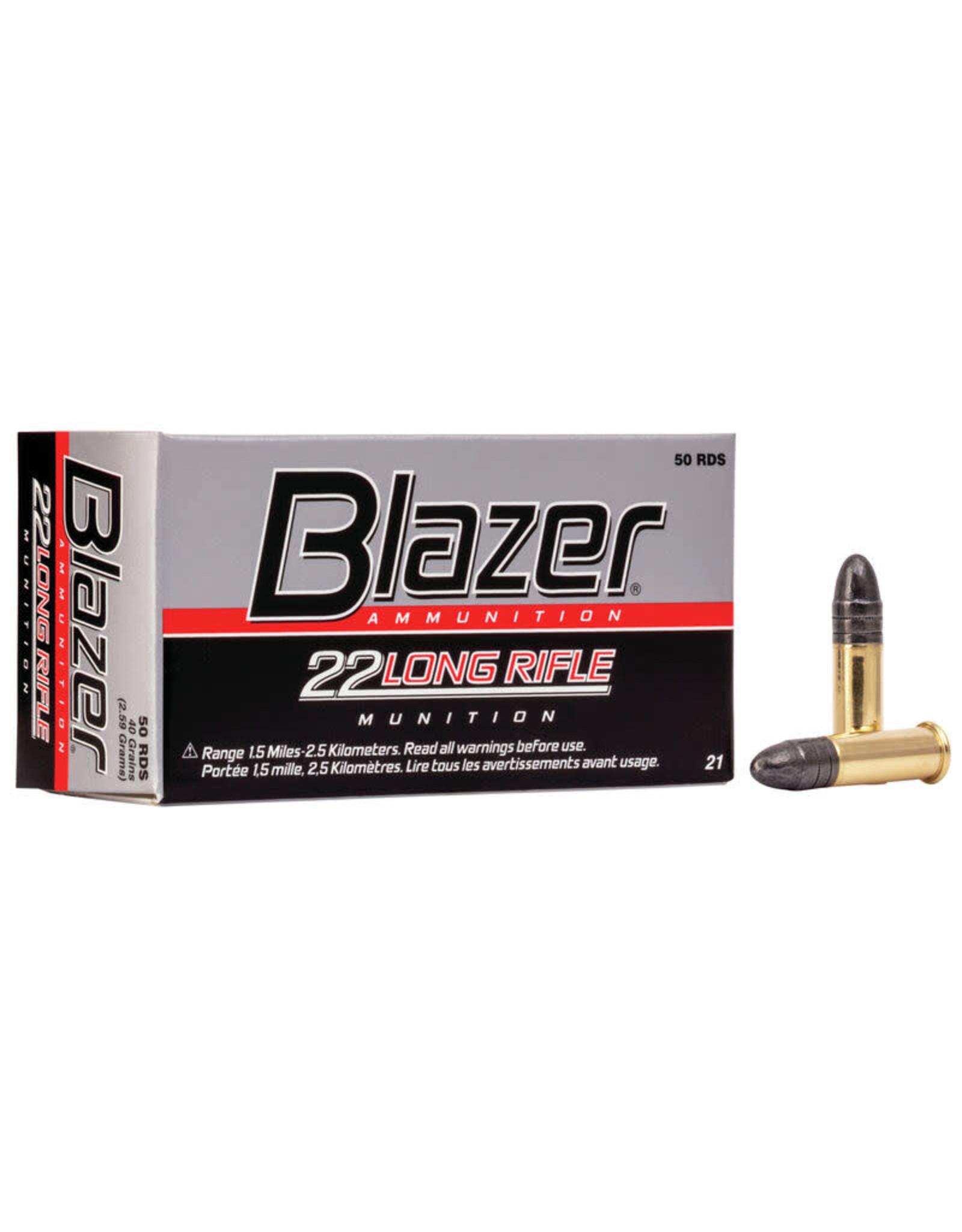 CCI Ammunition CCI Blazer® Rimfire 22 LR/500 single 50 rds