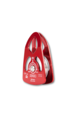 """Portable Winch PW SWING SIDE SNATCH BLOCK ALUMINUM SINGLE 2.5"""""""
