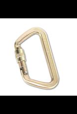 Portable Winch PW STEEL LOCKING CARABINER MBS 70kN