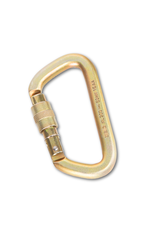 Portable Winch PW STEEL LOCKING CARABINER MBS 50kN
