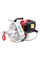 Portable Winch PW PCW3000 GAS-POWERED PULLING WINCH GX35