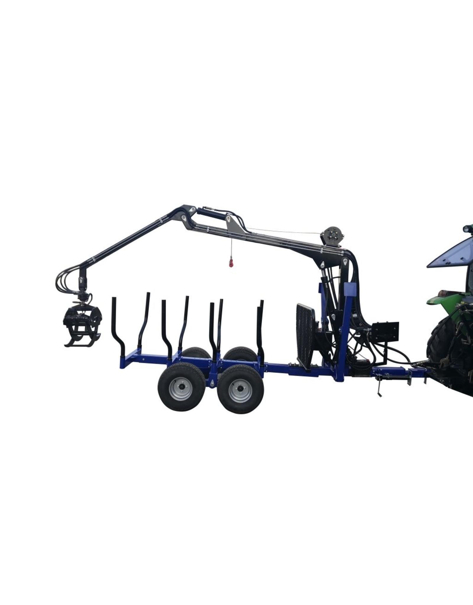 Range Road RR705 Hydraulic Forwarder