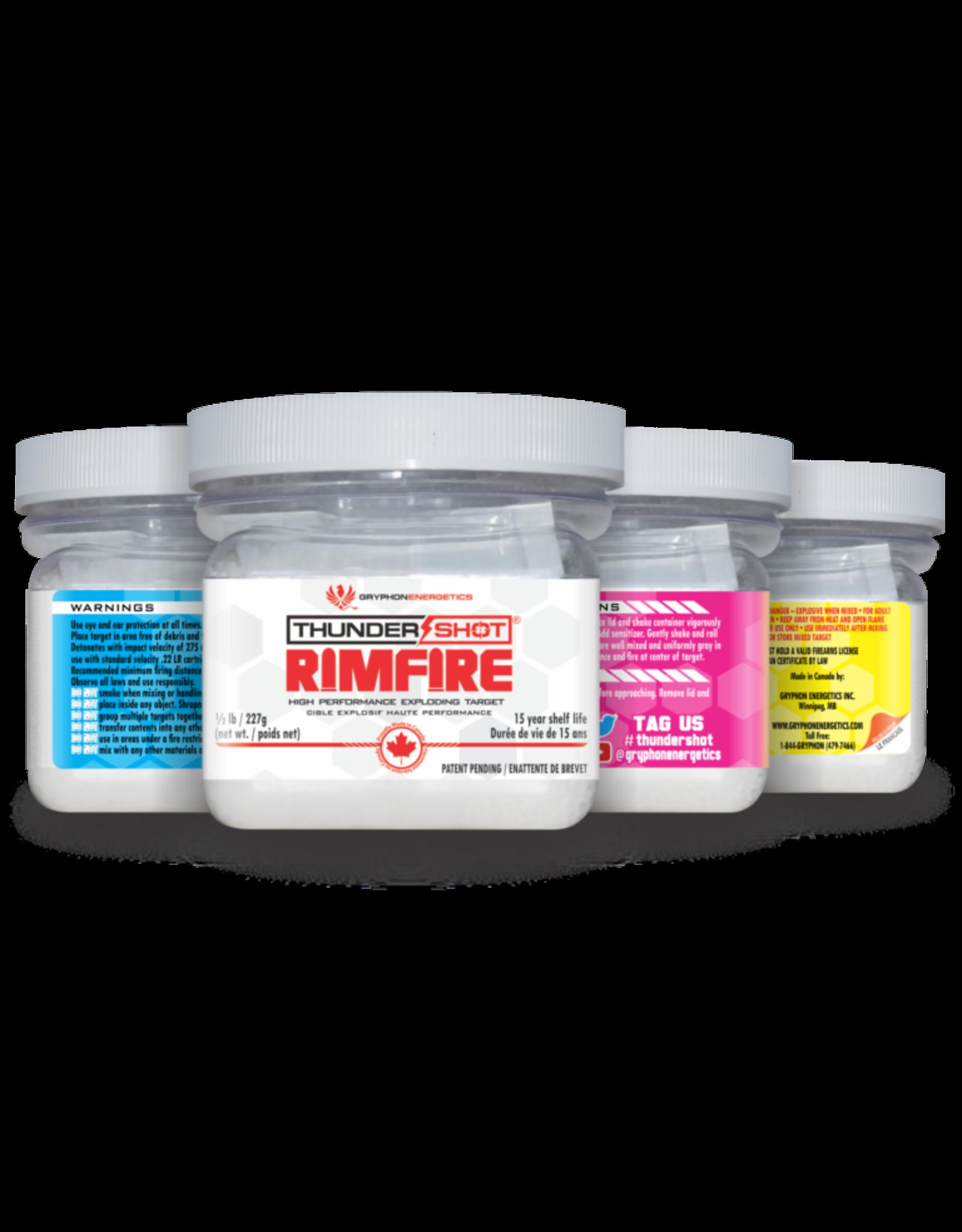 Thundershot THUNDERSHOT® Rimfire single