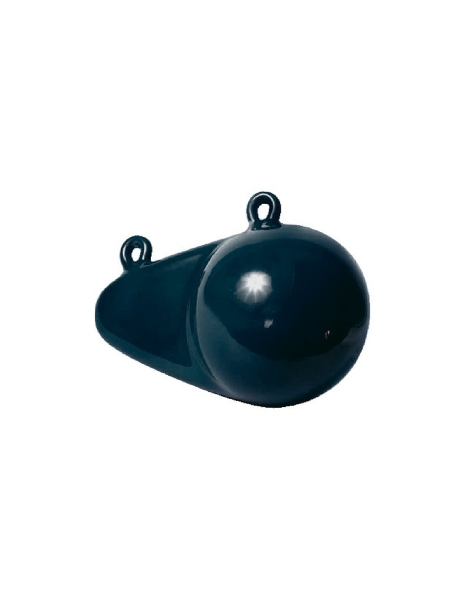 Greenfield GREENFIELD COATED CANNONBALL 6LB(BLK) 206-B