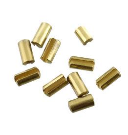 Scotty Scotty 1007 Release Clip Locator Slotted Brass 10/Pk