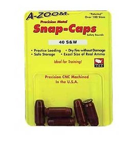 A-Zoom A-Zoom 15114 Snap Cap 40 S&W 5Pk