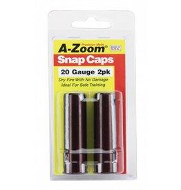 A-Zoom A-Zoom 12213 Snap Cap 20Ga 2Pk