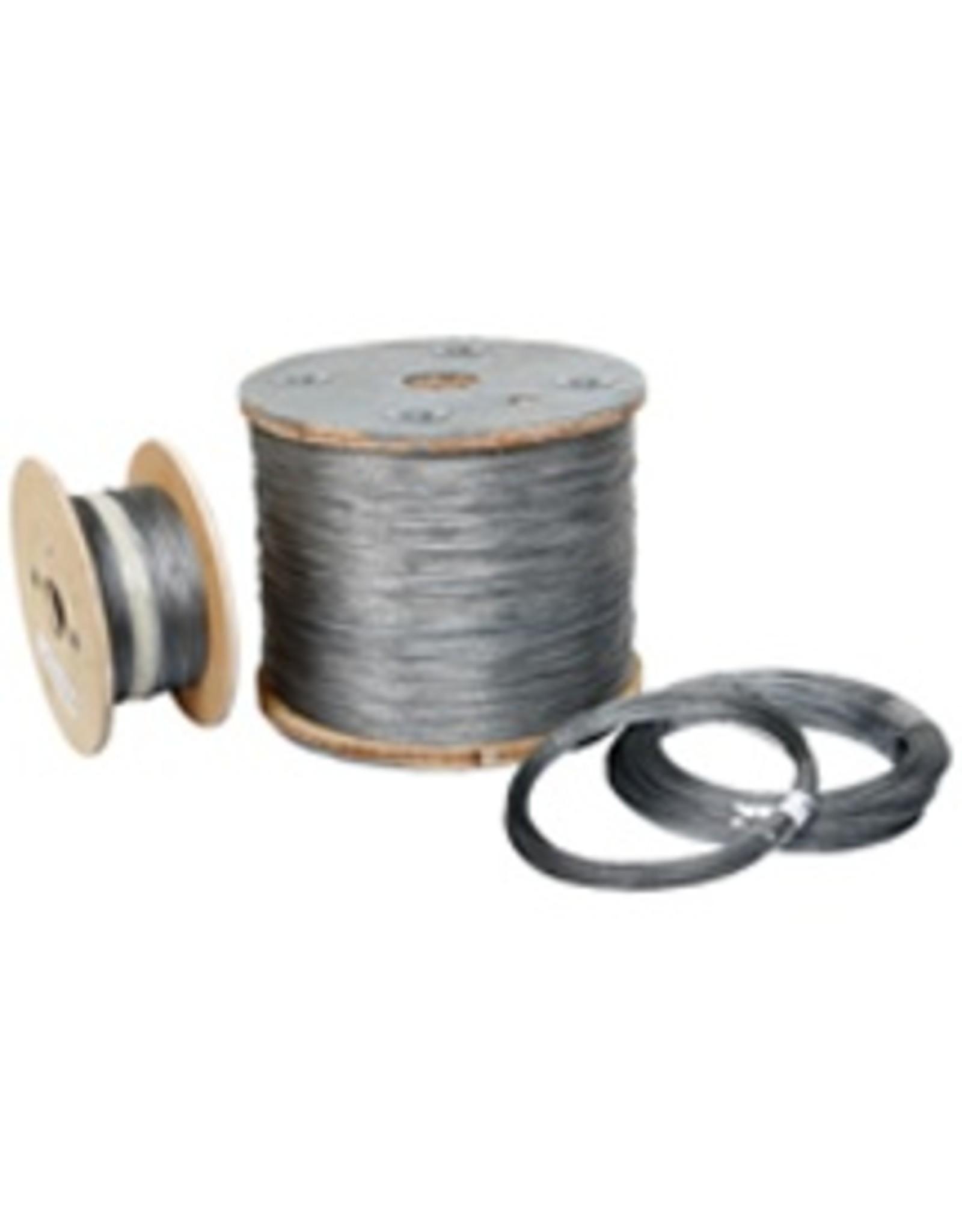 "Snare Cable 3/32"" 7 X 7 Strand per foot"