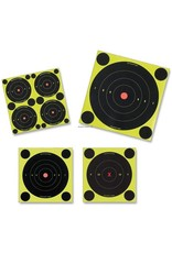 "BIRCHWOOD CASEY Shoot•N•C 3"" Bull's-eye, 240 targets"