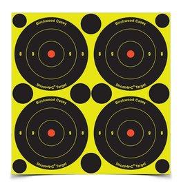 """BIRCHWOOD CASEY Shoot•N•C 3"""" Bull's-eye, 48 targets"""