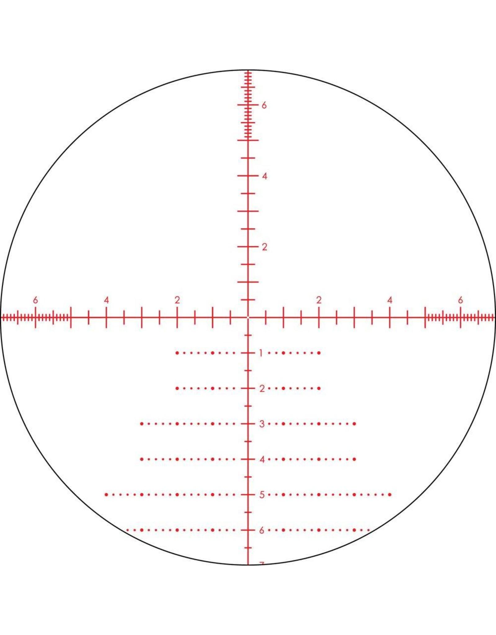 Vortex Vortex Razor HD Gen II 3-18x50 FFP EBR-2C (10 MRAD)