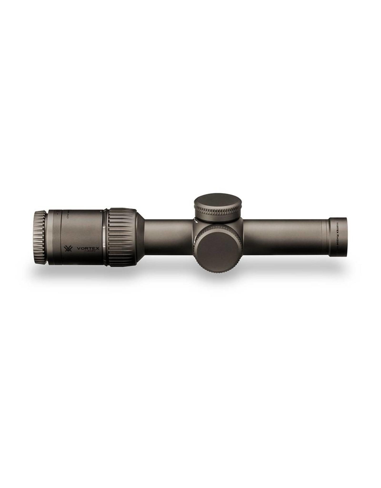 Vortex Vortex Razor Gen II HD-E 1-6x24 Riflescope VMR-2 mrad