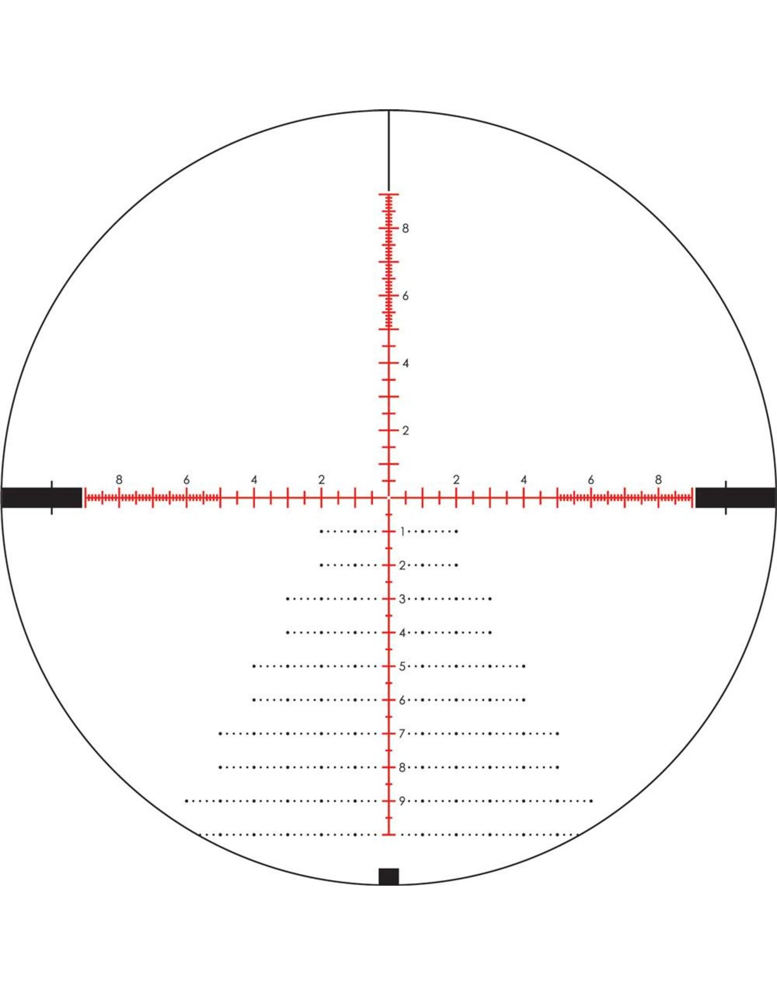 Vortex Vortex Viper PST 3-15x44 FFP Riflescope with EBR-2C MRAD