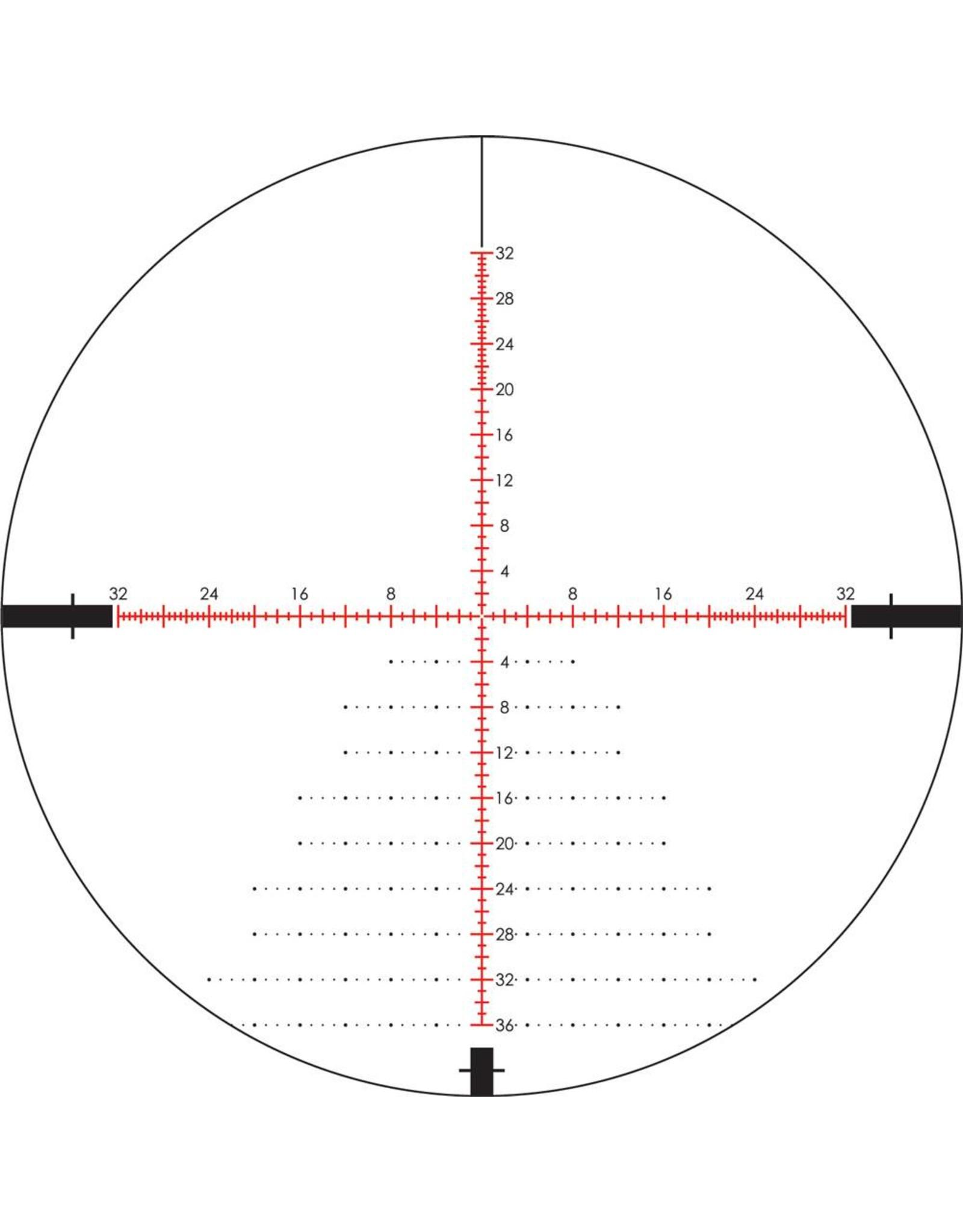 Vortex Vortex Viper PST 3-15x44 FFP Riflescope with EBR-2C MOA