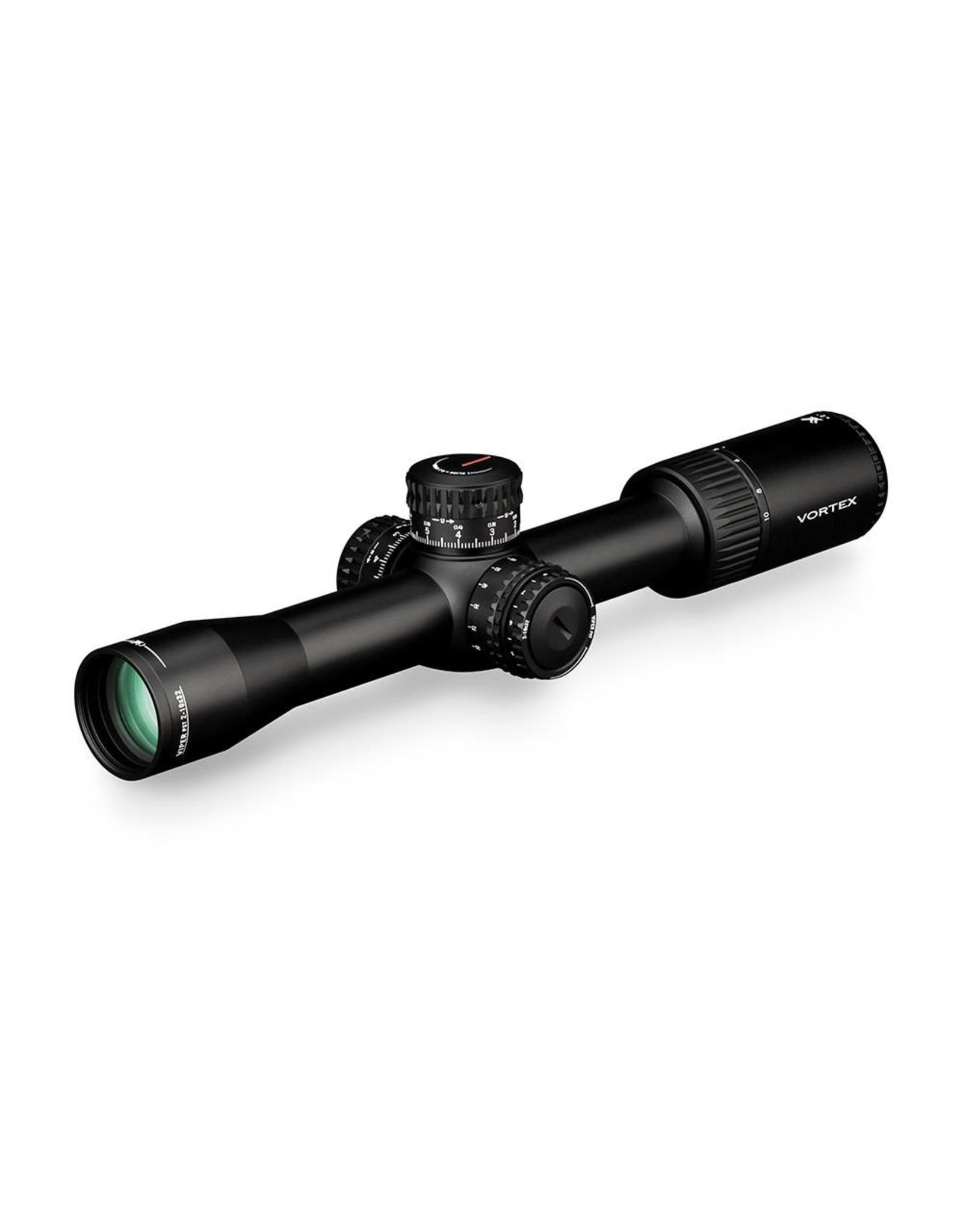 Vortex Vortex Viper PST 2-10x32 FFP Riflescope with EBR-4 MRAD