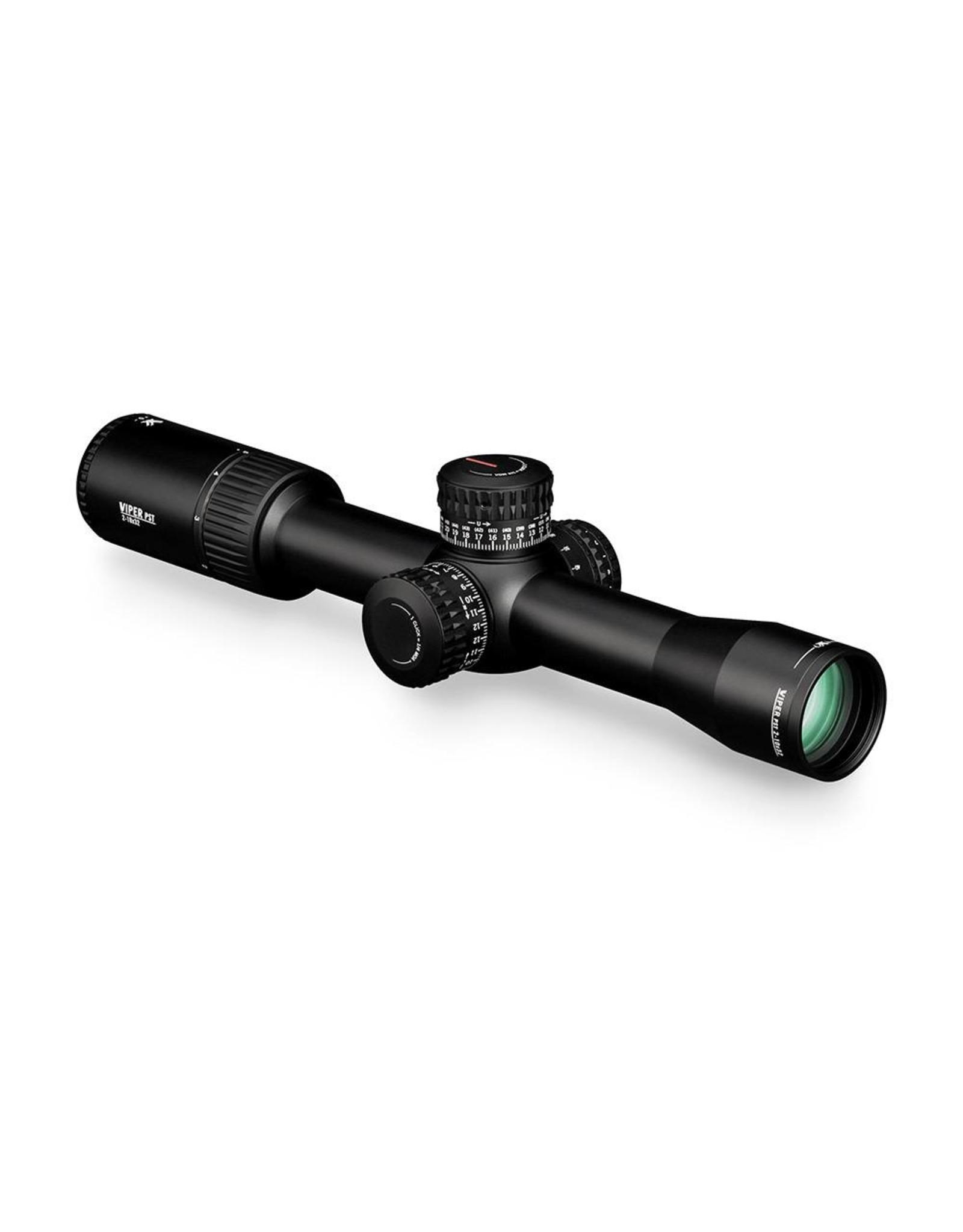 Vortex Vortex Viper PST 2-10x32 FFP Riflescope with EBR-4 MOA