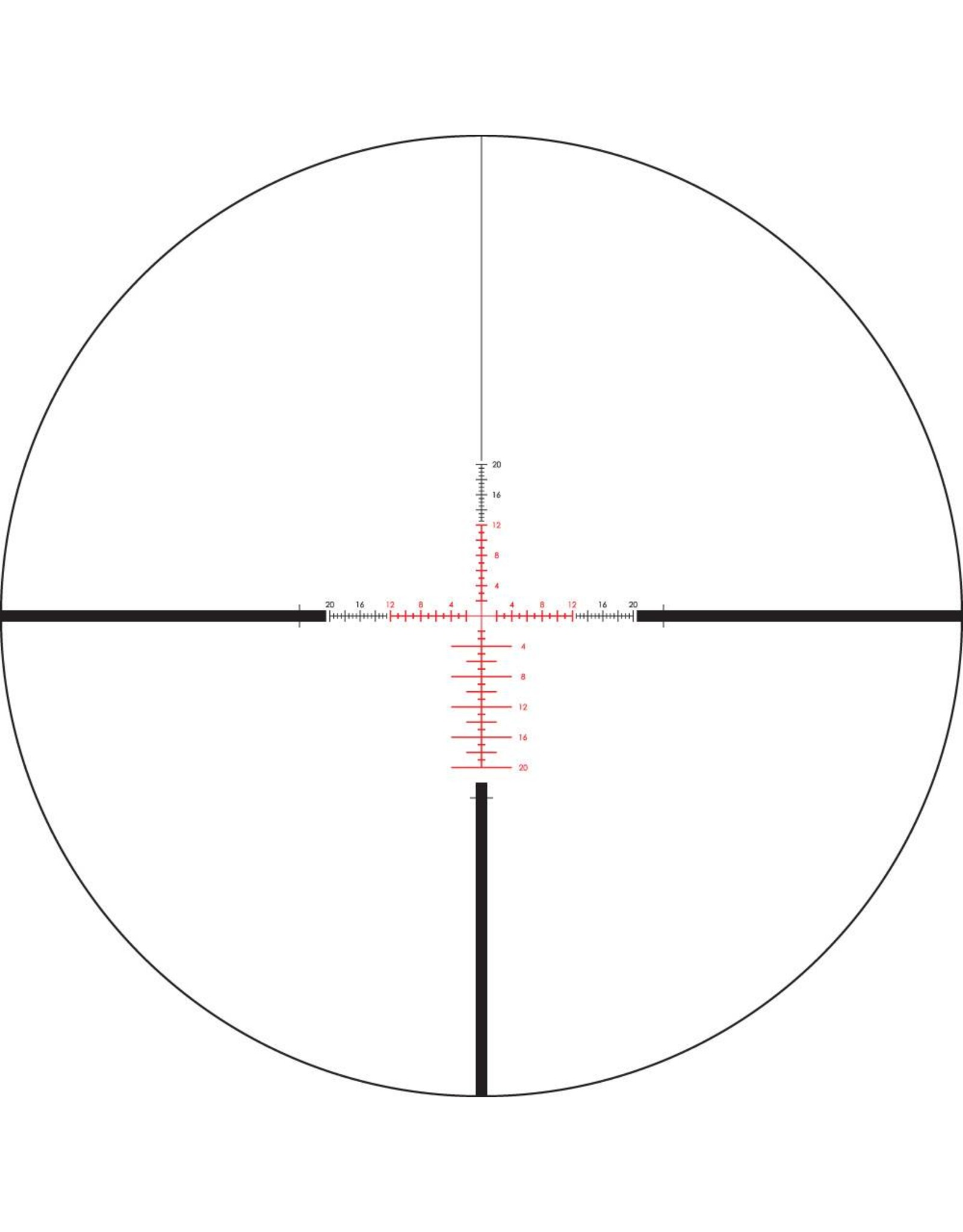 Vortex Vortex Strike Eagle 4-24x50 Riflescope EBR-4 MOA