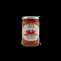 Chili Pesto Sacla (Pesto aux piments forts ) 290g/6