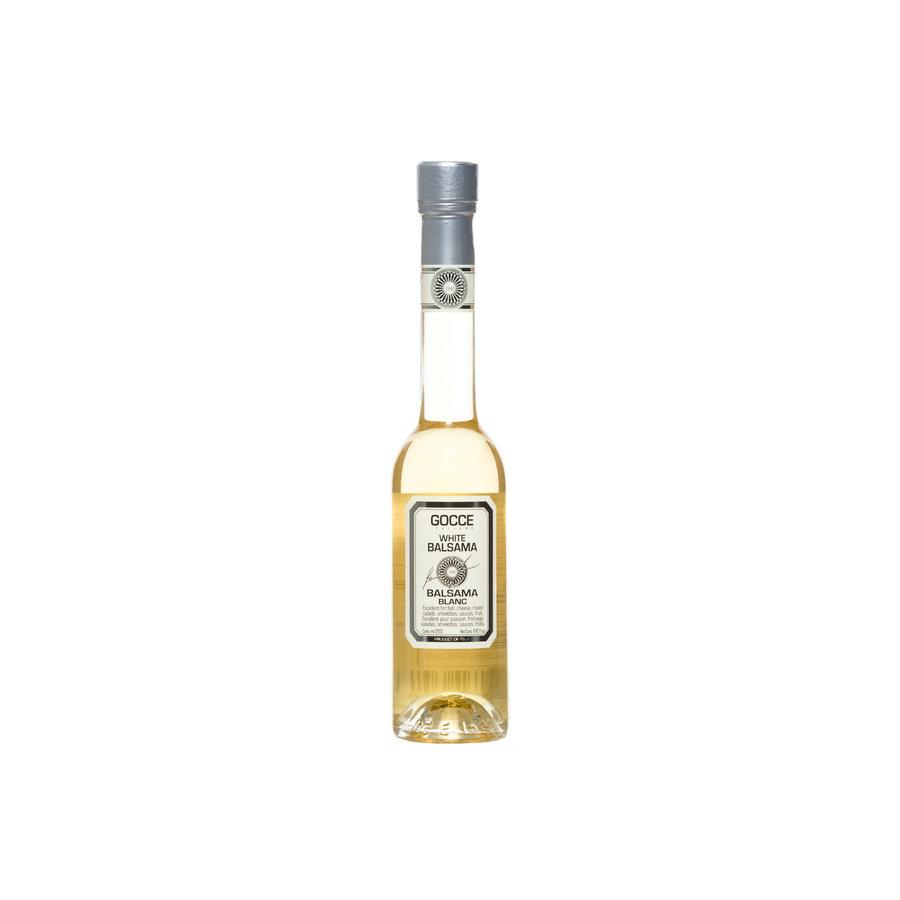 GOCCE Balsamique Blanc sans boîte 250 ml