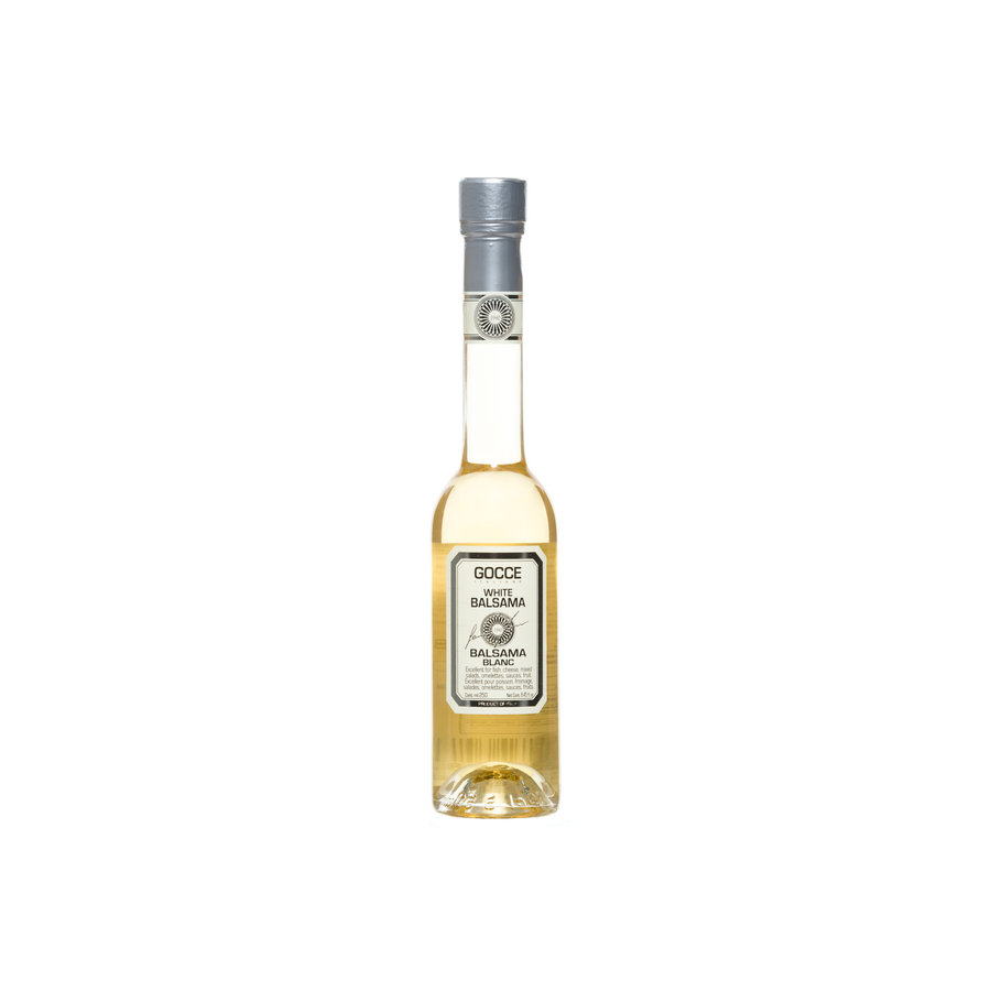GOCCE White Balsamic without a box 250 ml