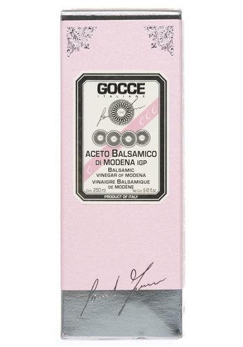 Balsamico  di Modena I.G.P.Serie 4 250ml pink box