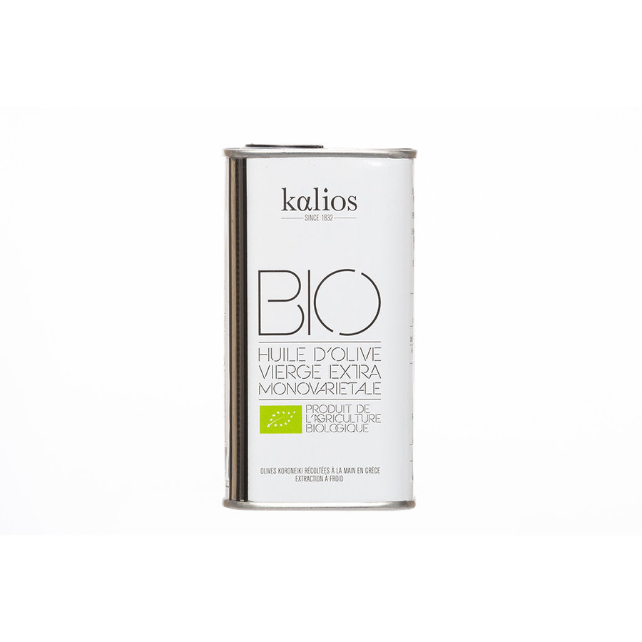 Huile d'olive Kalios  bio 250ml